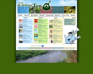 Canvi en el disseny de la pagina web