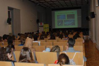 Participació al Fòrum d'Escoles Verdes a Girona